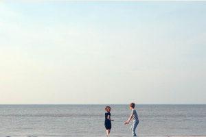Suomessa asuva perhe (2 aikuista, 2 lasta)